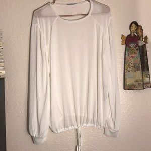 Zara Basics Blouse